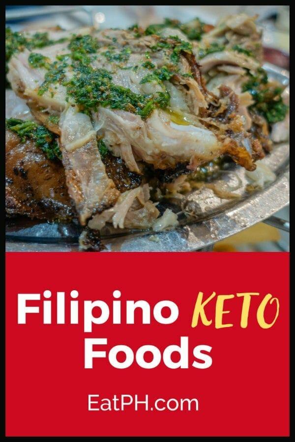 Filipino Keto Food A Quick Intro For Foodies Eatph Filipino Food Recipes