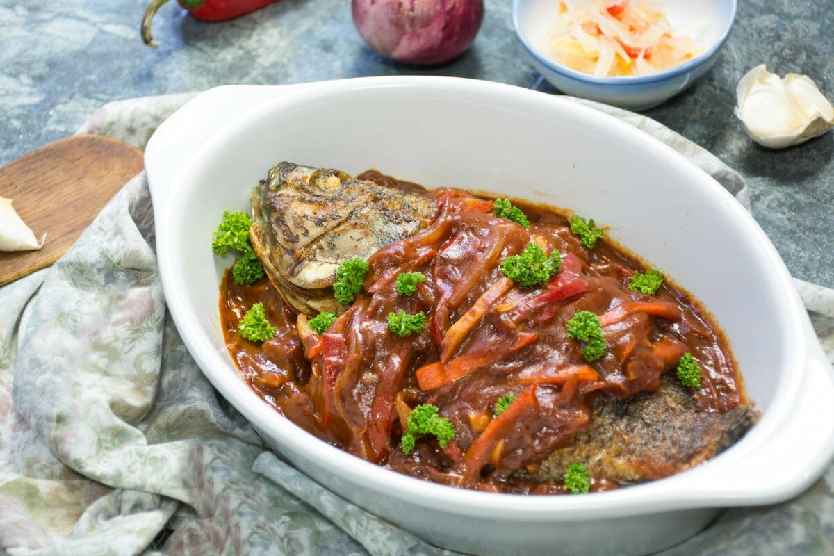 Sweet And Sour Tilapia A Delicious Blend Of Filipino Chinese Culture Eatph Filipino Food Recipes
