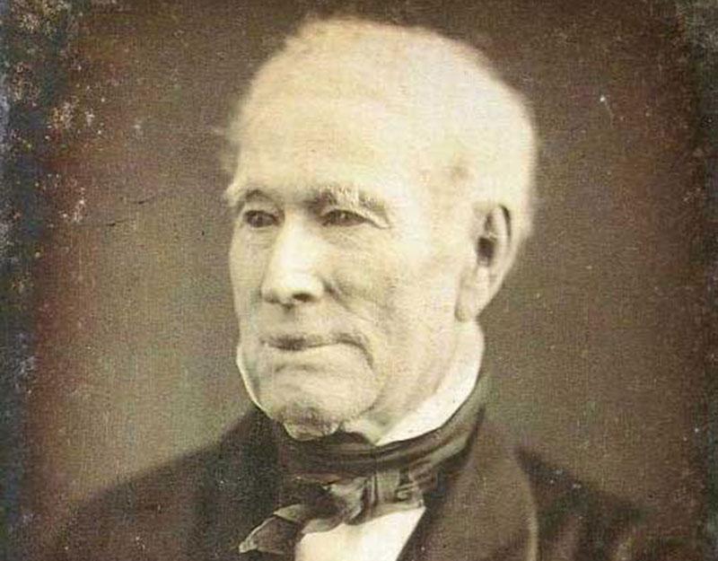Admiral william brown portrait