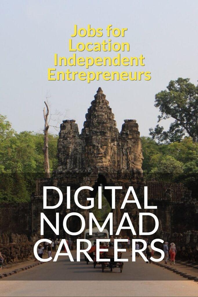 digital nomad jobs for location independent entrepreneurs