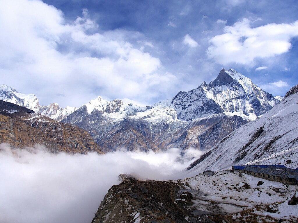 best treks in nepal monsoon trekking