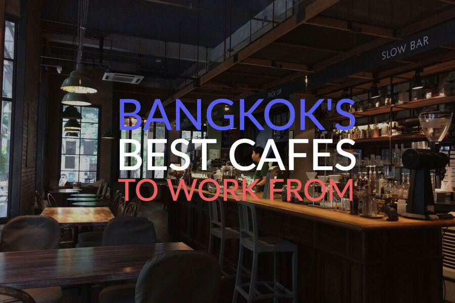 Bangkok's best cafes to work from