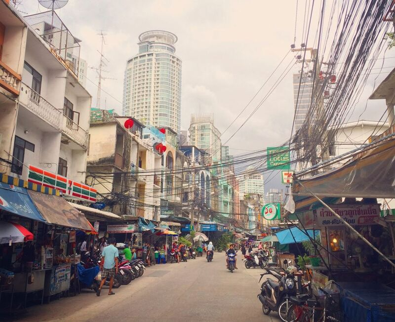 Bangkok Photo Tours - Street Photography scene