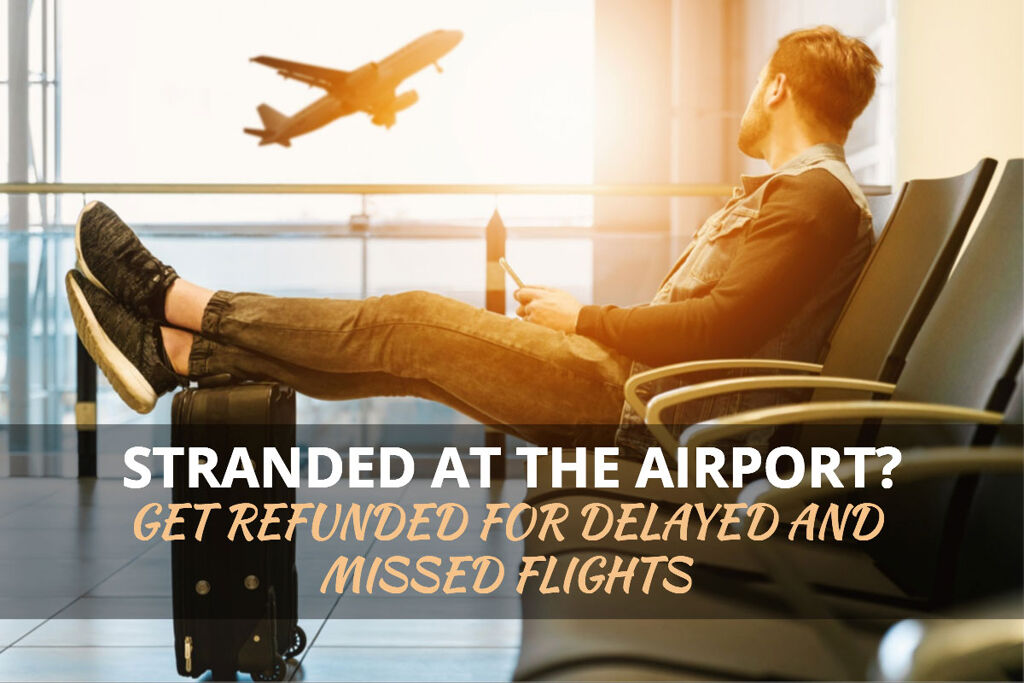 missed flight compensation how to
