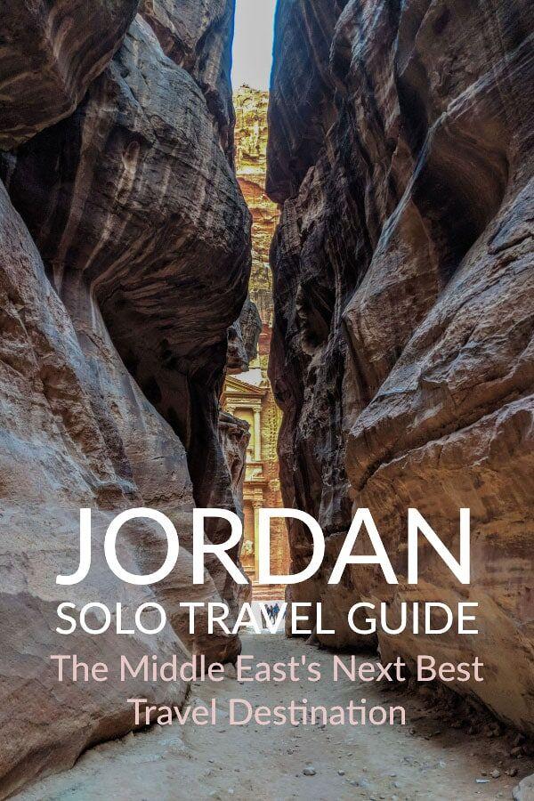 Solo Travel Guide to Jordan