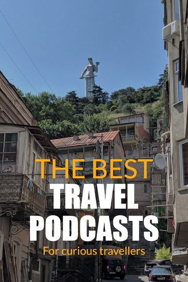 The World's Best Travel Podcasts