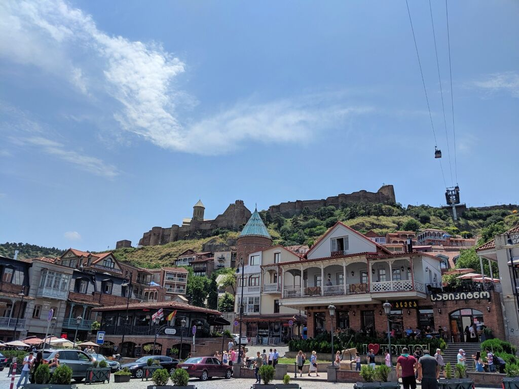 Digital Nomad Tbilisi Guide