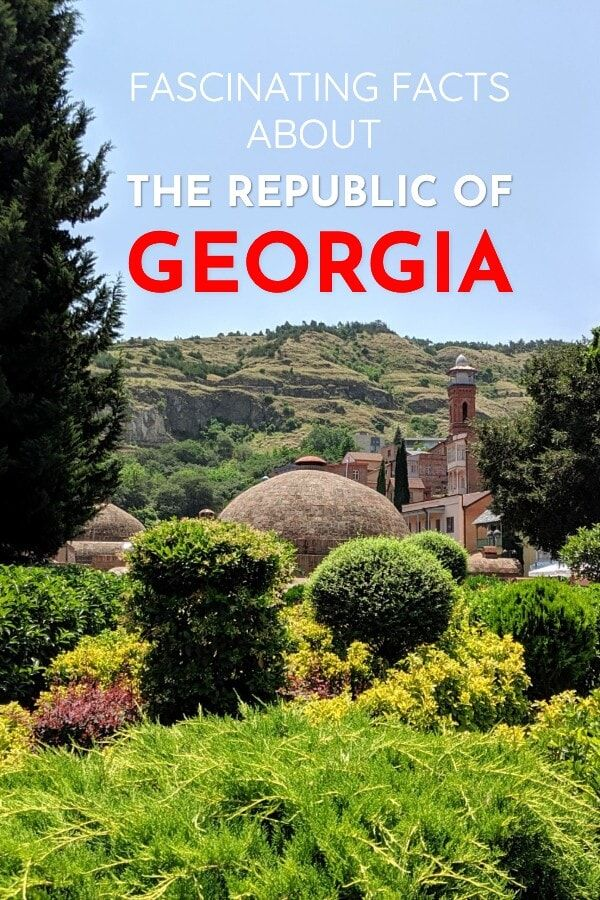 Facts about Georgia (the country)
