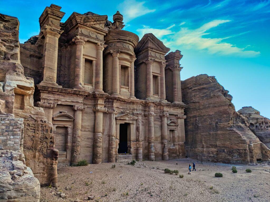 Monastery Of Petra Jordan 2