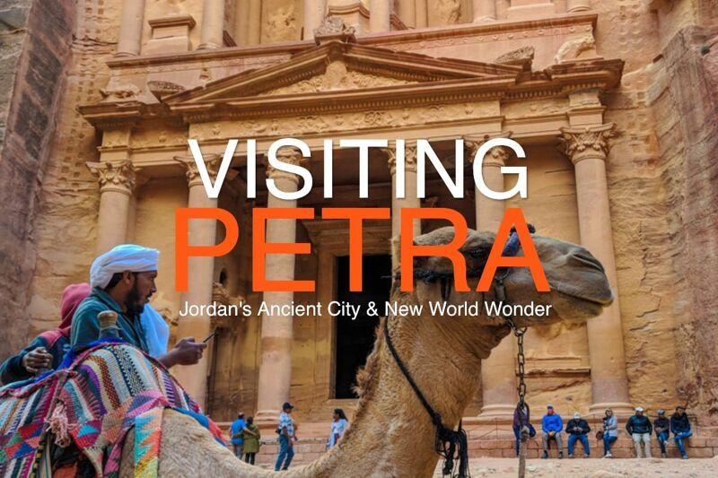 Visit Petra - Jordan's Lost City