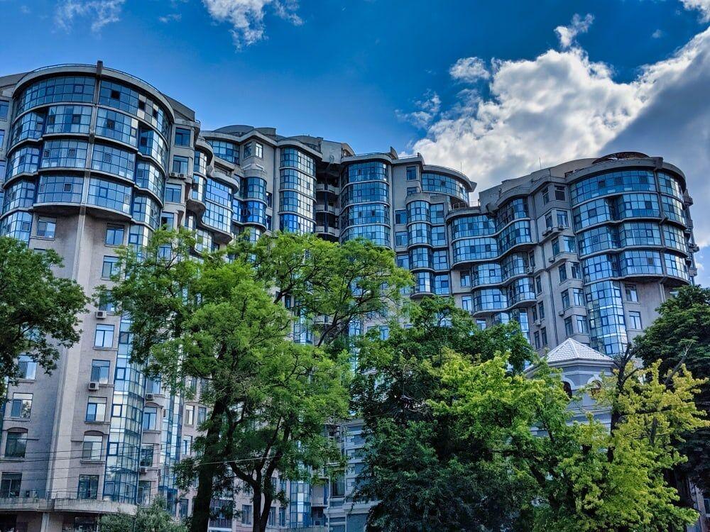 Apartment Buildings Odessa