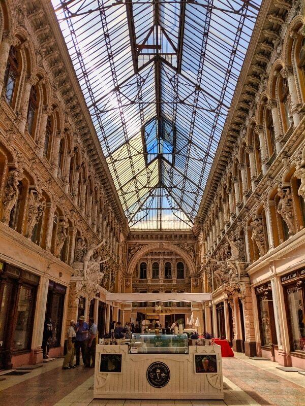 Odessa Passage Shopping Gallery
