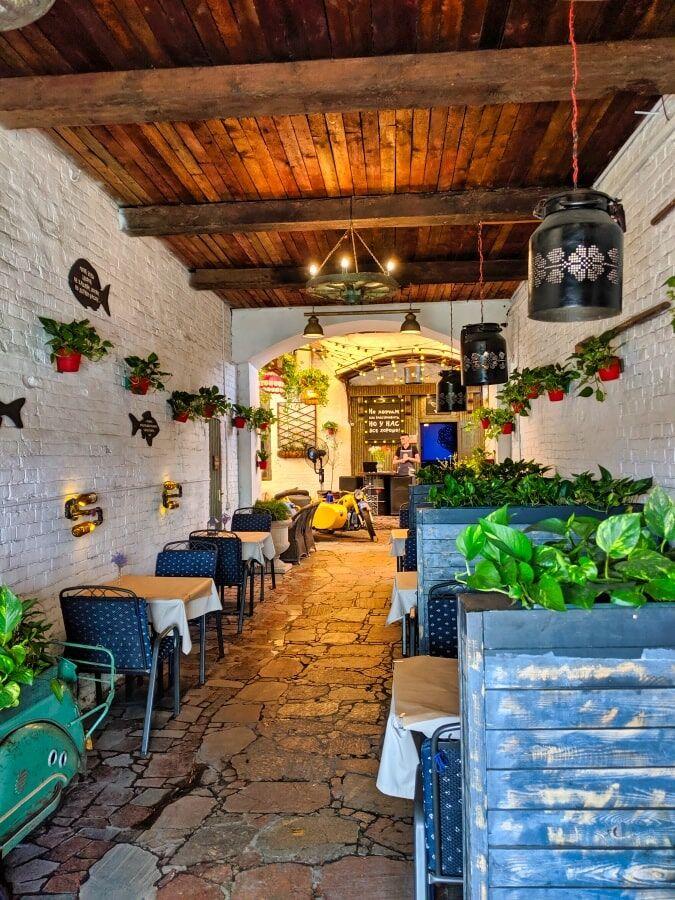 Restaurant In Kyiv