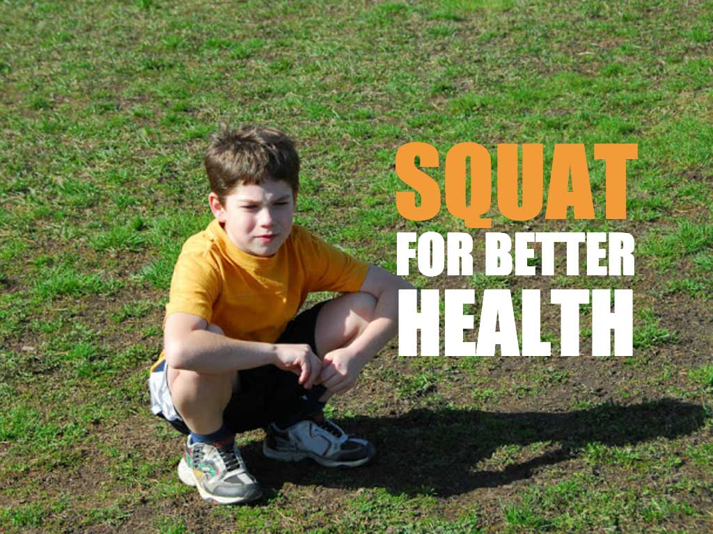 Squatting Position – How to Squat Sit For Health