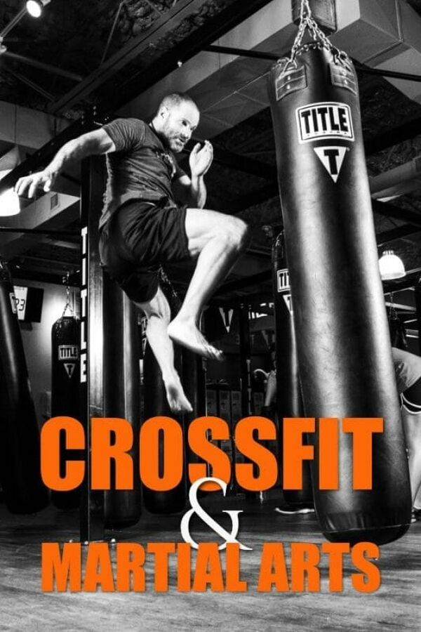 crossfit for martial arts and fighters