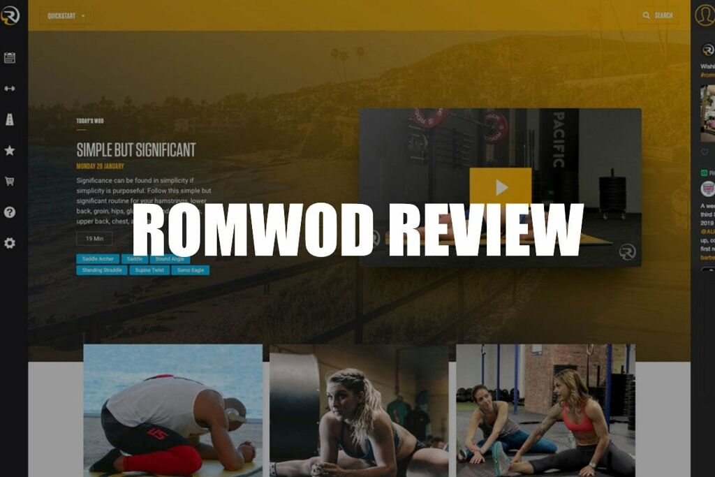 ROMWOD Review – The CrossFit Flexibility Video Website