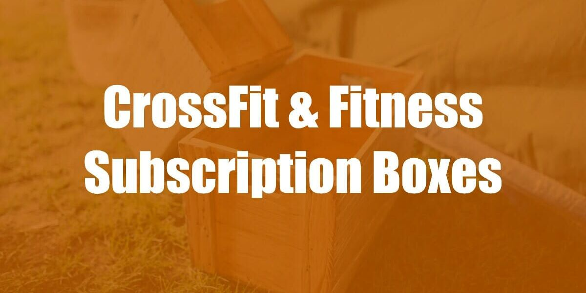 Monthly Fitness Subscription Boxes Review