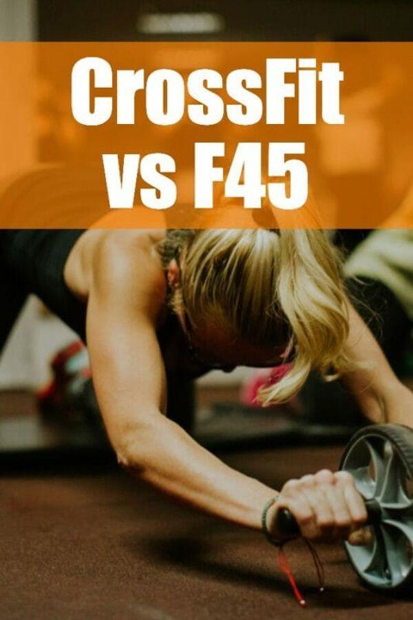 Crossfit Vs F45 1