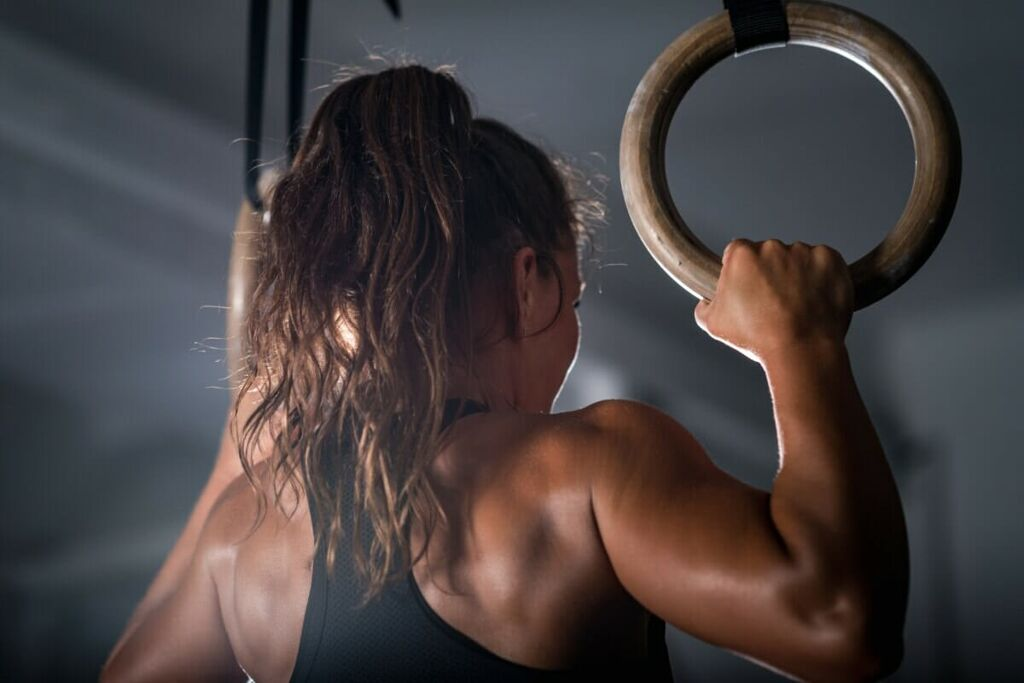 Gymnastic Rings Exercises for Beginners