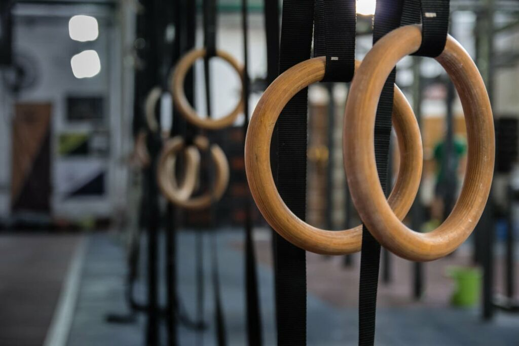 CrossFit Rings – Best Wooden Rings for Gymnastic Workouts